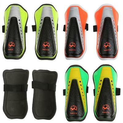 Adults Soccer Football Soccer Shin Guards Shank Pads Knee Protector Support Gear