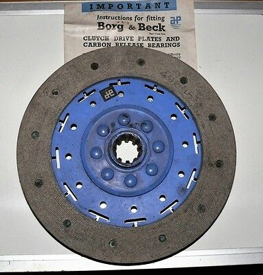 Rover P4 105R Automatic Roverdrive Clutch Plate