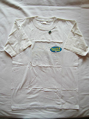 Shirt- REAL ICE Tour 94 u. REAL ICE PIN, Gr.XL, Original von Langnese