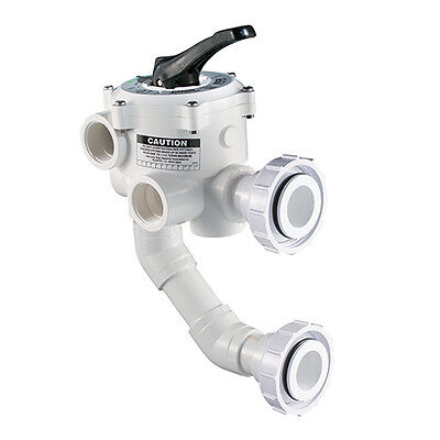 "Pentair Triton Sand Filter Multiport 1 1/2"" Valve - 261173"