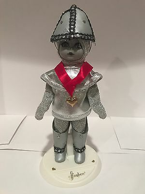 """Effanbee 8.5"""" Tin Man Doll, 1992 Storybook Collection"""