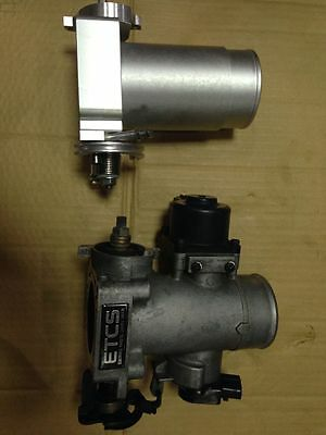 Toyota Supra Soarer Chaser JZA80 JZX 1JZ 2JZ Replacement Throttle Body 70mm CNC