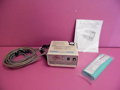 "Gaymar TP-500 Heat Therapy Pump T/Pump & New Heating Pad with ""Colder"" Connect"
