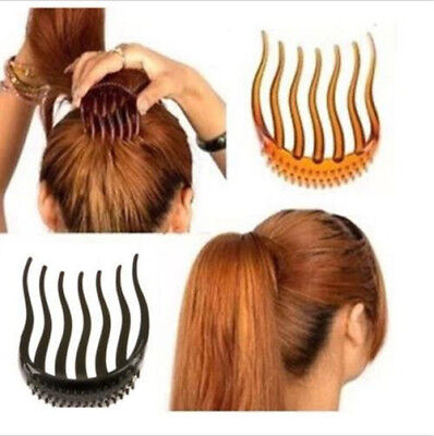 Lady Hair Styling Clip Stick Bun Maker Hair Shaping Tool
