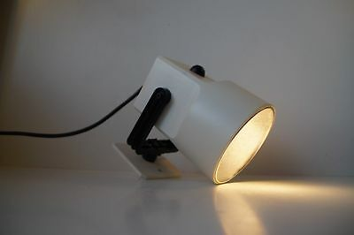 1970s louis Poulsen White Little Brother Cubist Wall Lamp Danish Modern AJ PH ea