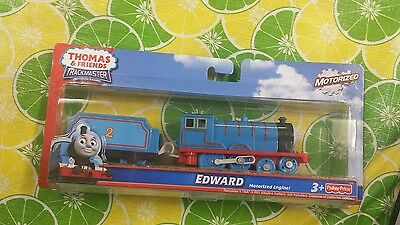 Thomas  & Friends  Trackmaster Motorized Edward New
