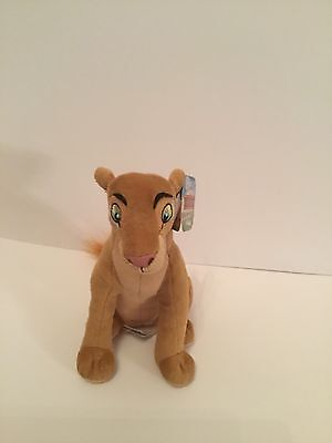 Disney Junior 6 inch Lion Guard Mini Plush - Nala New With Tags