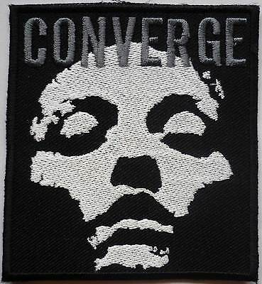 CONVERGE embroidered patch The Dilinger Escape Plan Botch Poison The Well