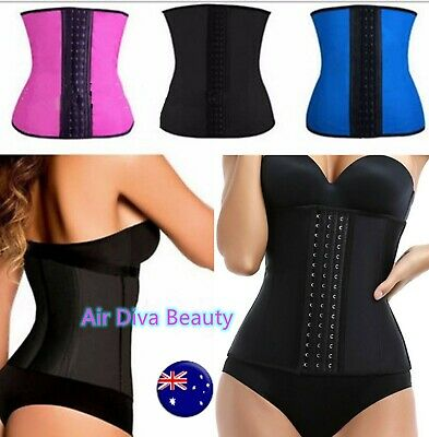 Women Lady WAIST TRAINER Training Cincher Tummy Corset Slimming Shaper Shapewear