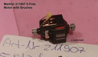 Marklin Z Scale 211907 5 Pole Motor Upgrade ICE Electric Locomotive *NEW $0SHIP