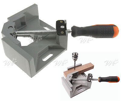 Corner Clamp 90° Right Angle Clamp Woodworking Vice Wood Metal Welding