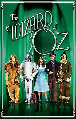 THE WIZARD OF OZ 11x17 MINI MOVIE POSTER COLLECTIBLE