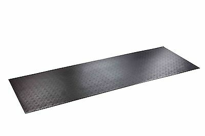 Supermats Solid P.V.C. Mat for Rowing Machines