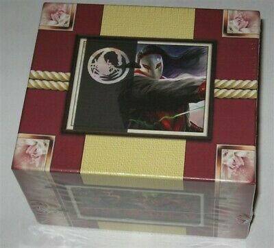 Factory Sealed L5R Seeds of Decay 48 Pack Booster Box Legend of the 5 Rings CCG