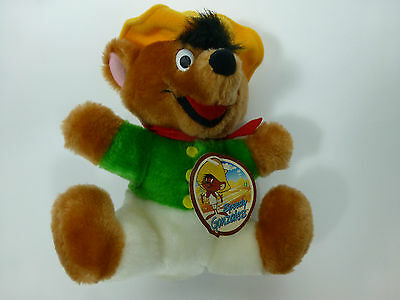 "Looney Tunes Speedy Gonzales stuffed toy 8"" 1993 w/ tags"