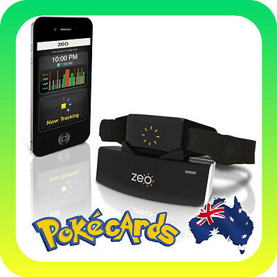Zeo Mobile Sleep Manager BRAND NEW + FREE SHIPPING