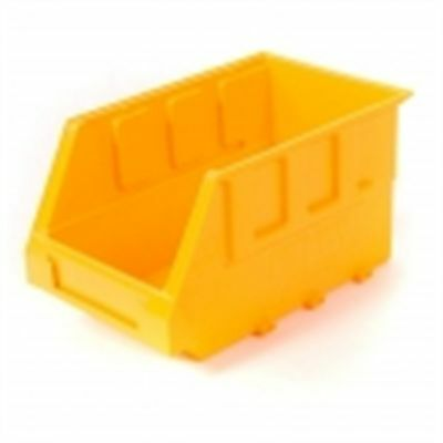 Handy Storage TOTE Wall Mountable, Stackable YELLOW*Aust Brand-Size 30, 40 Or 50