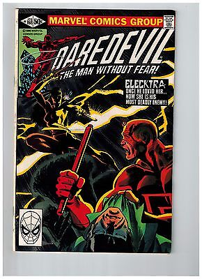Daredevil # 168 VF-NM Marvel Comic Book 1st Elektra Appearance KEY Issue WT99 A