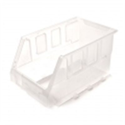 Handy Storage TOTE Wall Mountable, Stackable CLEAR*Aust Brand- Size 30, 40 Or 50
