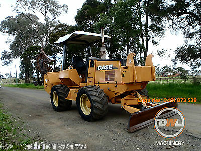 Large Case 960 Commercial/trencher/trench/digger/digging/machine/excavator