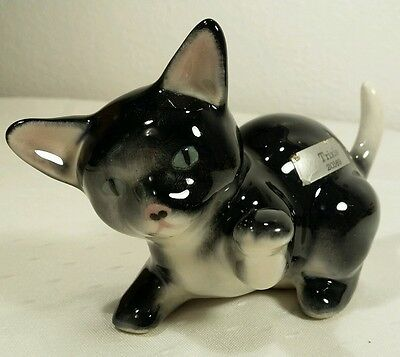 "Vintage Ceramic Robert Simmons California Pottery ""Trixie"" Cat Figure"