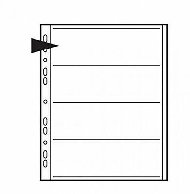 Kenro Negative File Pages 120 Acetate - Pack Of 25