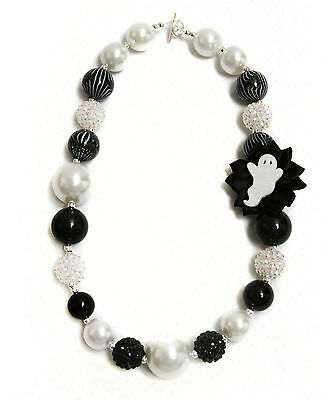 DIY Chunky Necklace Jewelry Kit - Ghost