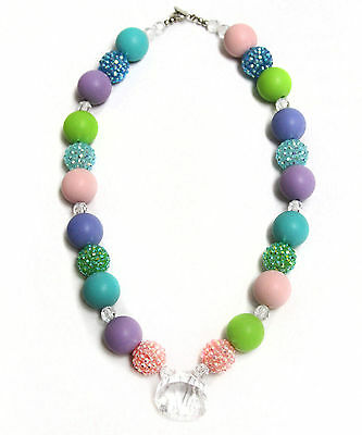 DIY Chunky Necklace Kit - Easter Candy