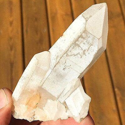 Cristaux de Quartz de Madagascar 85 g ~11328 Natural Quartz Crystal Cluster