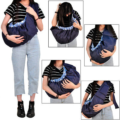 Baby Sling Wrap Carrier Pouch Newborn Infant Breastfeeding
