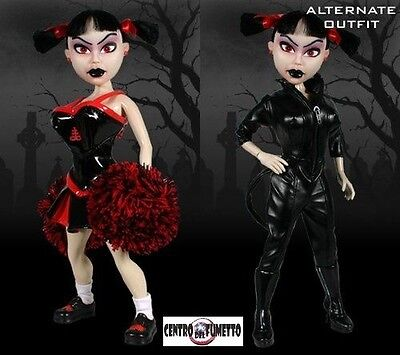Living Dead Dolls Fashion Victims – Kitty [Comes with 2 Outfits] 30cm Action ...
