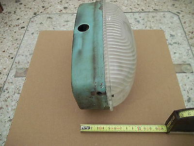 Rare Vintage Wall Lamp~General Electric Com.~G.e.c~Made In England~Never Repaint