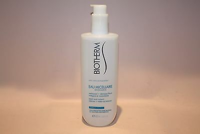 Biotherm Eau Micellaire Biosource Total&instant Cleanser + Make-Up Remover 400Ml