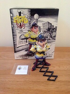 Speed Freaks PC Stinger 04355 Figurine Police Country Artists - Brand New Boxed