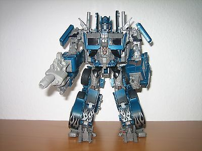 Transformers Figur - Optimus Prime NIGHTWATCH - Leader Class - Licht & Sound