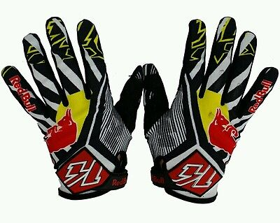 Gants Red Bull moto motocross velo vtt enduro bmx