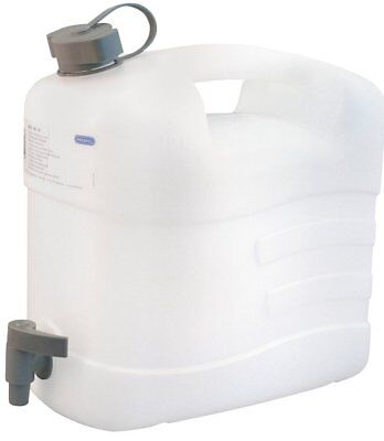 Pressol Water Canister Pp Kanister 20 Liter with Drain Tap