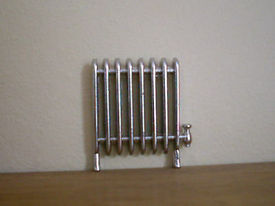 Dollshouse Miniature  ~ METAL ~ Radiator