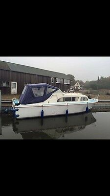 27ft alysian river cruiser boat