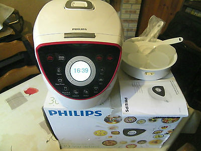 Philips Healthy Variety rice Cooker HD 4779