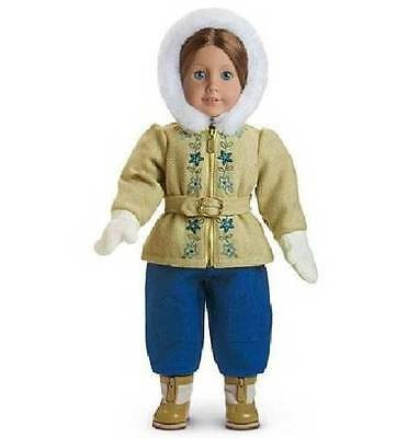 American Girl Doll Emily's Snowsuit Outfit Set NEW!! Molly Retired