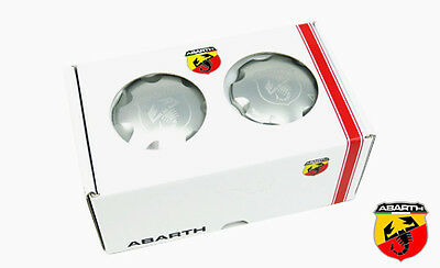 Genuine Abarth Tank Caps - 5743825