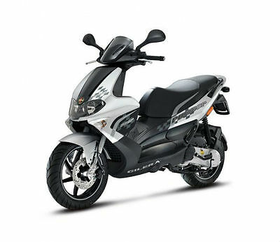 New Gilera Runner SP 50  White Soul Special edition scooter moped  - Last one