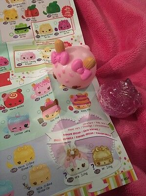 "❤️Num Noms Season 2  ""Bubbly Pop"" Edition With Stamp Brand New!❤️"