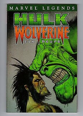 MARVEL LEGENDS HULK WOLVERINE six hours v1 MARVEL(TPB) ISBN: 9780785111573