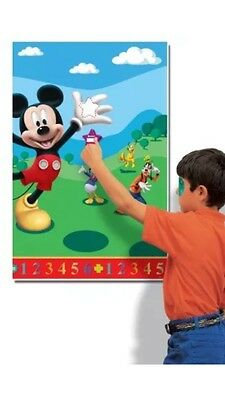 Amscan Disney Mickey Mouse Club House Party Game