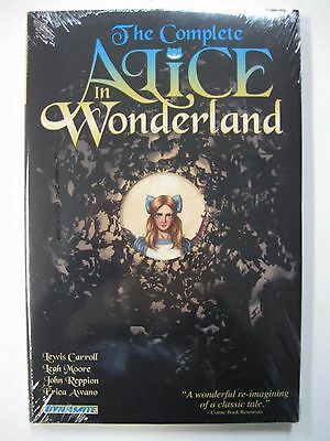 *The Complete Alice in Wonderland HC (Cover $25)