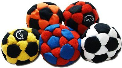 Footbag 32 Panel Hacky Sacks Black/White