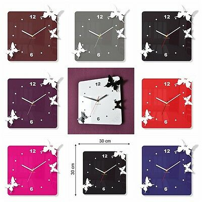 Modern Large Wall Clock Home Decoration Living Room Bedroom Kitchen