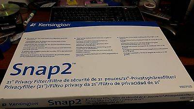 "Kensington Snap2 K55771US 20"" to 22"" In Monitor !! NEW !! FREE SHIPPING !!"